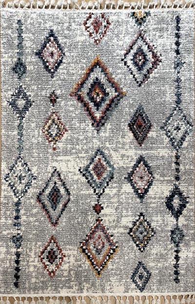 שטיח מרוקאי צבעוני