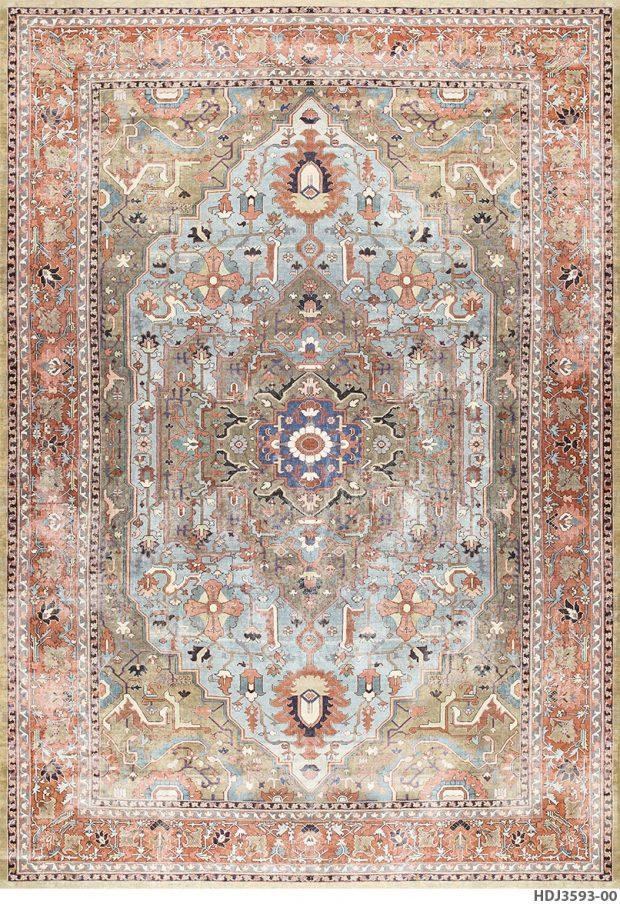 שטיח וינטג' ויולה
