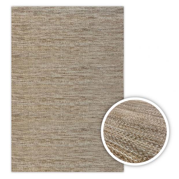 שטיח חבל גוון טבעי