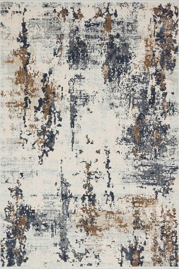 שטיח אבסטרקט מרין