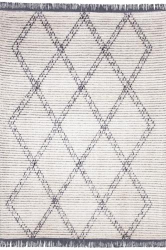 שטיח ברבר מעויינים בהיר