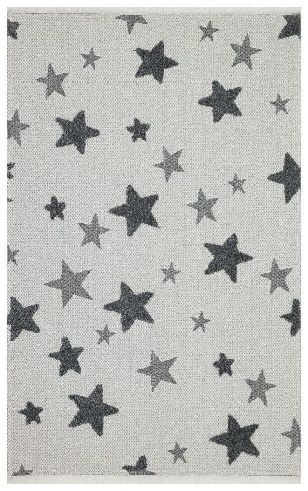 שטיח ילדים כוכבים