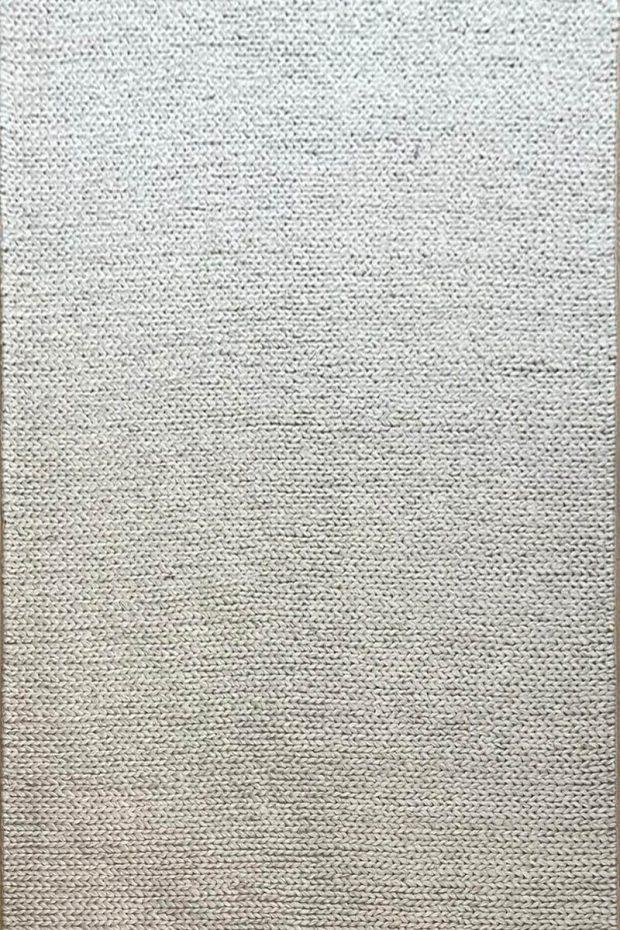 שטיח צמר שמנת