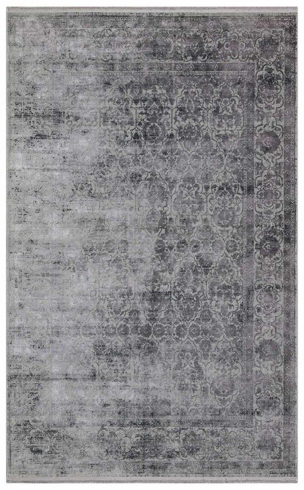 שטיח אפור כהה
