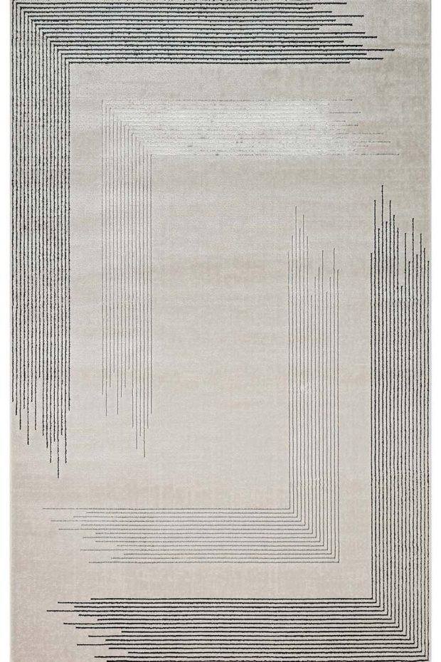 שטיח מסגרת אפור