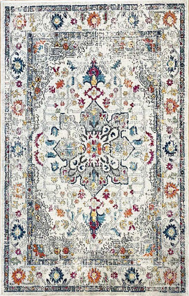 שטיח קלאסי גוון אפור