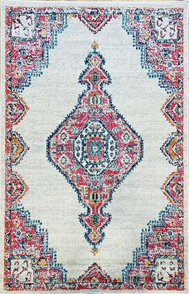 שטיח קלאסי ורוד