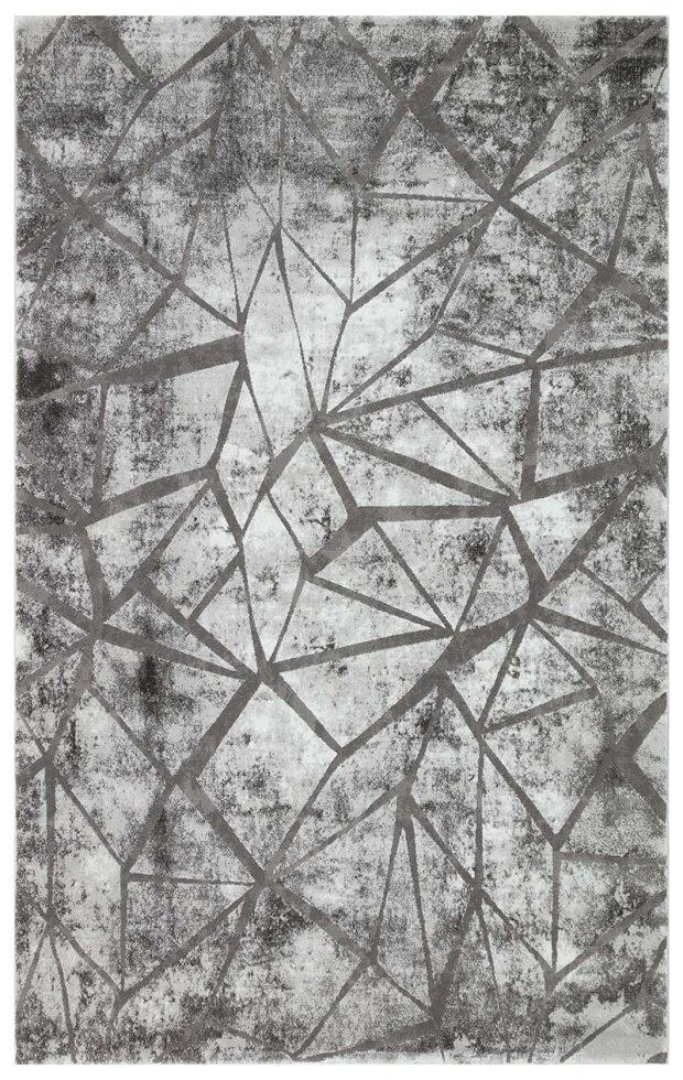 שטיח מודרני אפור